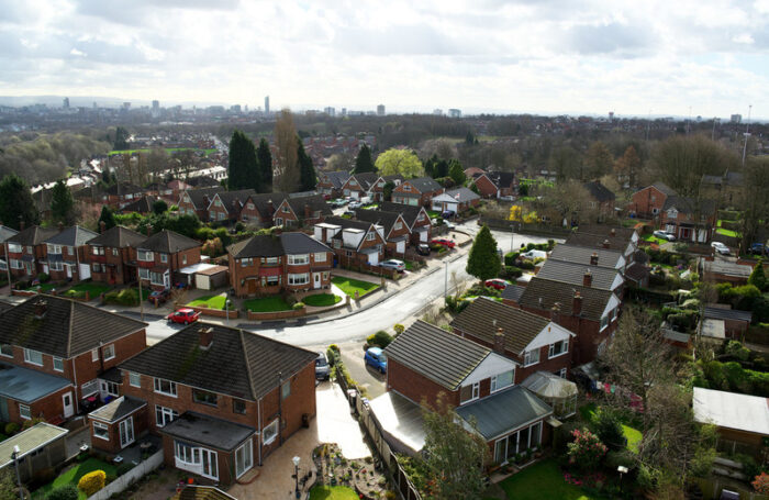Homes in Greater Manchester
