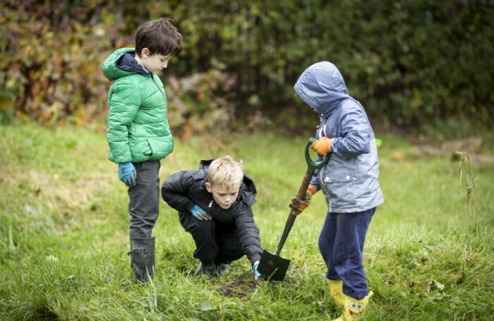 Call for schools across Greater Manchester to 'grow their school' with trees
