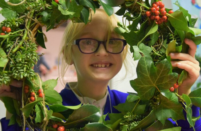 Getting in touch with nature helping young people