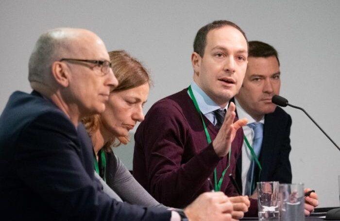 Natural Capital Group: Agenda and Materials
