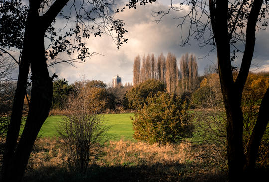 Greater Manchester green space