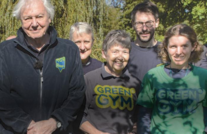Green Gym Volunteers