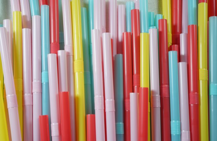 Plastic straws and stirrers ban in force