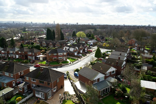 Retrofitting Task Force to drive forward plans for low-carbon homes across Greater Manchester