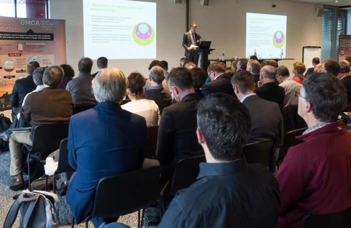 Investing to Green Greater Manchester Conference