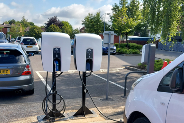 Green light for electric chargers as Greater Manchester's local energy plan gathers pace