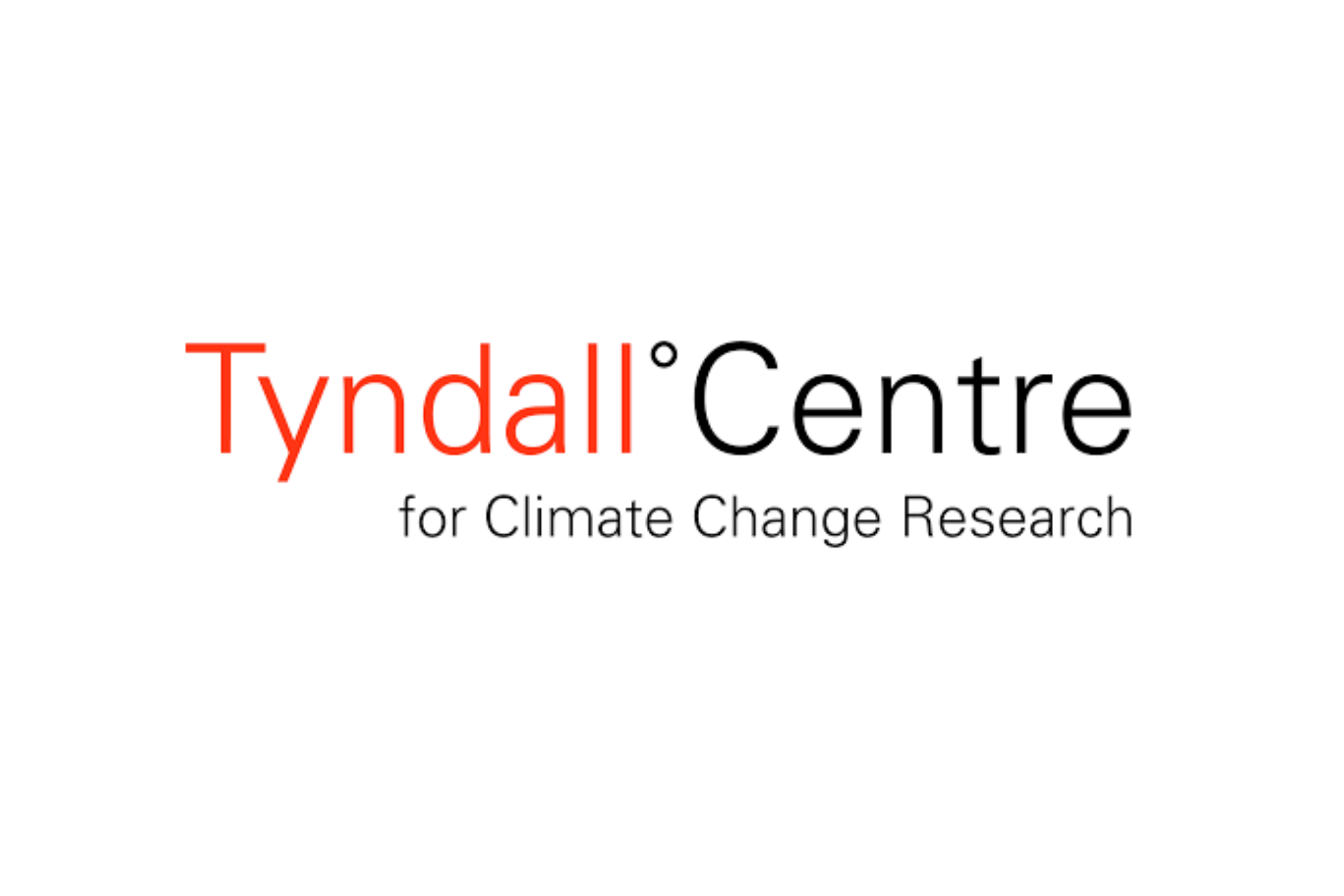 Tyndall Centre for Climate Change logo